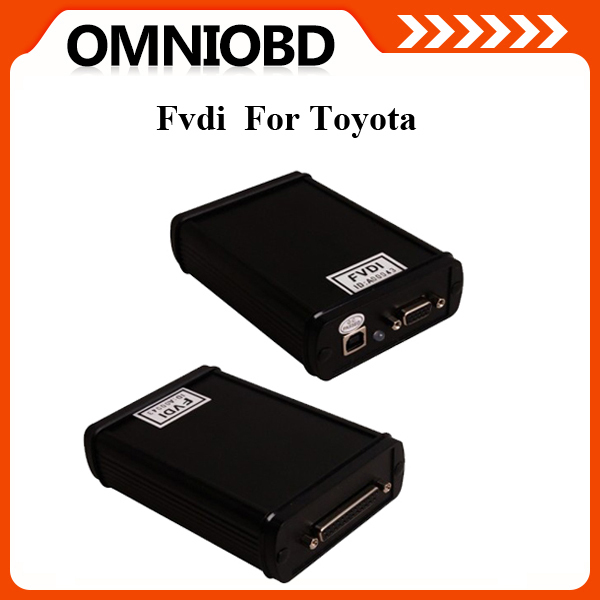 DHL 2015 newest auto diagnostic tool FVDI for TOYOTA LEXUS FVDI ABRITES Commander send Hyundai/Kia/Tag Key Tool software(China (Mainland))