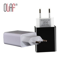 Buy New Top EU Plug 5V 2A USB Charger Fast Wall Travel Mobile Phone Charger Adapter iPhone 5 6 6s 7 Plus Samsung LG HTC for $3.99 in AliExpress store