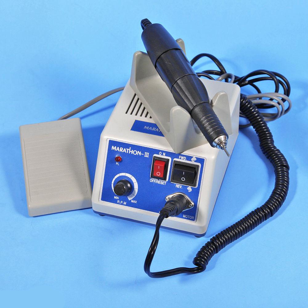 Marathon dental lab marathon electric micro motor for Micro motor handpiece dental