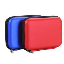Самый популярный новый 5 » кабель HDD чехол на жесткий диск портативные ручные сумки чехол для жёсткого диска защинтный чехол