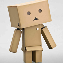 Kawaii Yotsuba Danboard Action Figure Toys 8CM PVC Anime Collectible Model Dolls Cartoon Minifigures Toy for Kids Gift