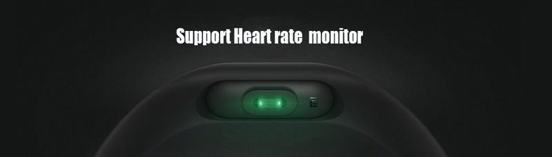 image for Original Xiaomi Mi Band 1 1S 2 Smart Wristband Mi Fit MiBand Heart Rat