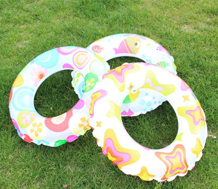 Intex 1-6year old circle inflatable Baby swimming ring swim Ring for baby circle to swim inflatable circle(China (Mainland))