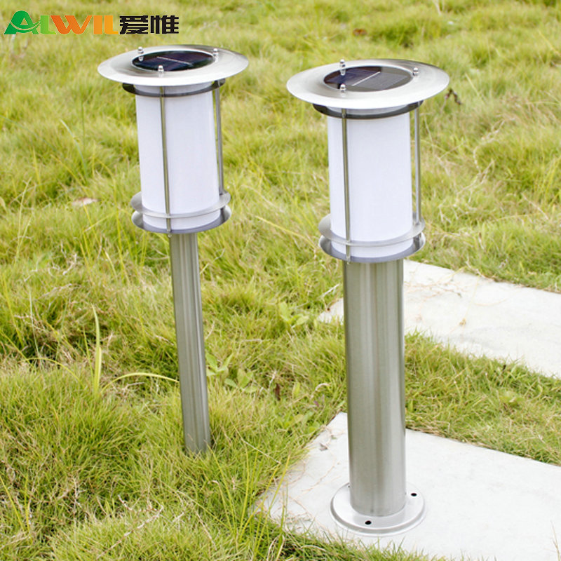 Фотография European-style villas outdoor landscape garden lamps led lawn lamp energy road lighting 7011