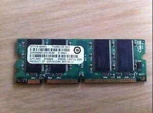 Q7719A Q7719AX Q7719-60001 for HPLaserJet 5200 4240 4250 M3027 M3035 M4345 4700 4730 9040 9050 Printer Memory DIMM 256MB SDRAM