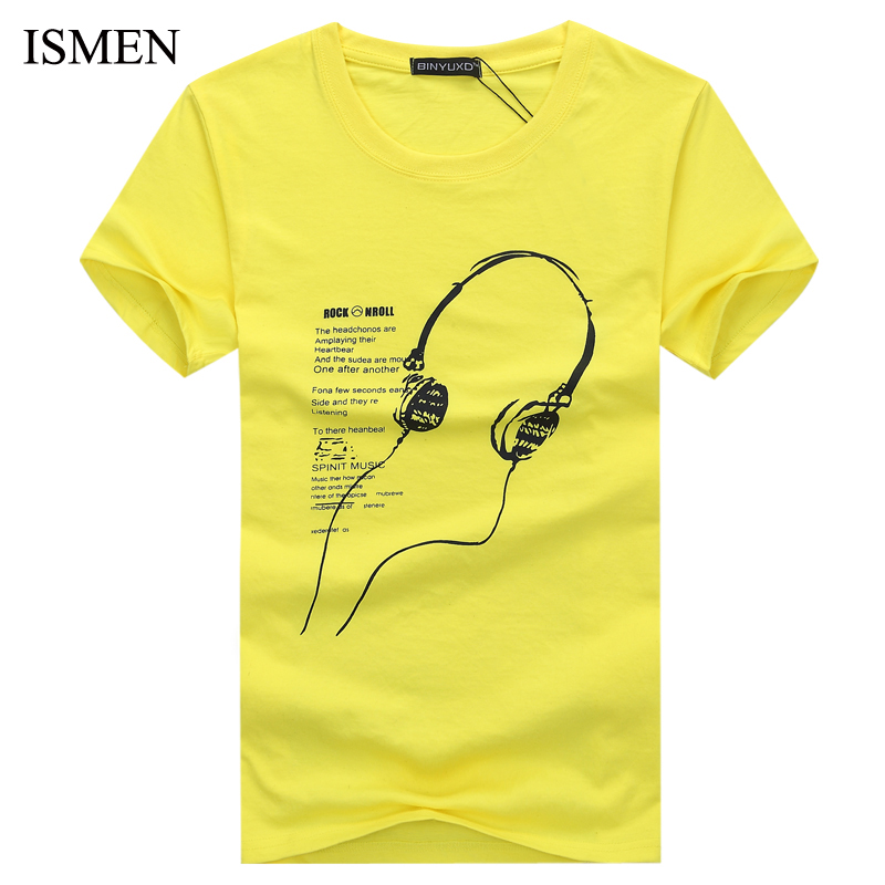 2016 men 39 s t shirts cotton plus size s 5xl tee shirt homme for Plus size men shirts