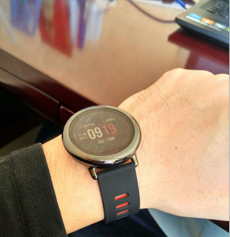Original Huami Xiaomi Amazfit Silicone Strap Replacement Silicone Wristband For Amazfit Smart Watch Silica Gel Wristwatch Band (1)