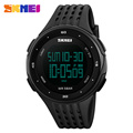 SKMEI Brand LED Digital Mens Military Watch Men Sports Watches 5ATM Swim Climbing Fashion Outdoor Casual