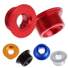Buy Wholesale Price Road Bike Bicycle Crank Arm Crankset Bottom Bracket BB Axle Allen Bolt Screw SHIMANO Bicycle Parts H1E1 for $1.07 in AliExpress store