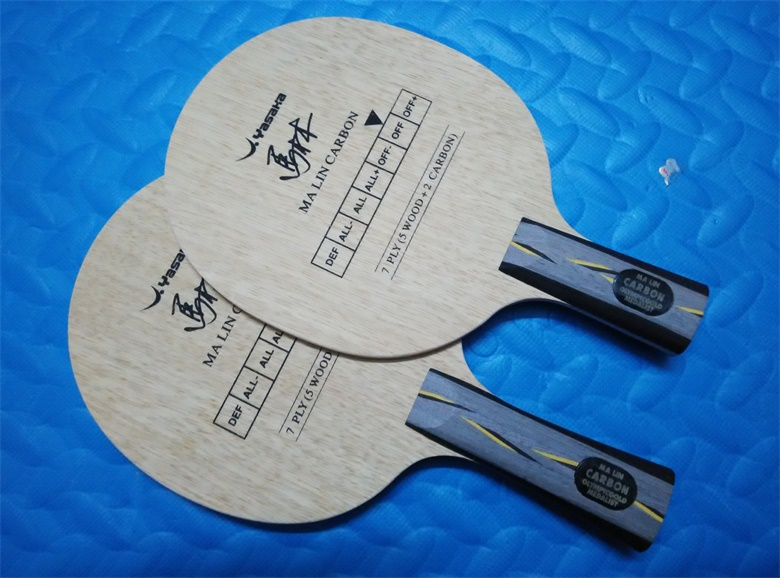 Yasaka yca carbon malin carbon table tennis blade table tennis racket table tennis bats ping pong long handle shakehand(China (Mainland))