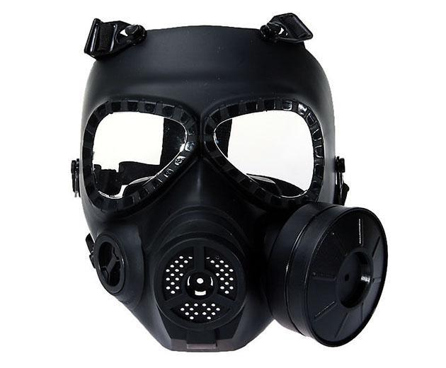 Gas Mask Paintball Mask Paintball Dummy Gas Mask
