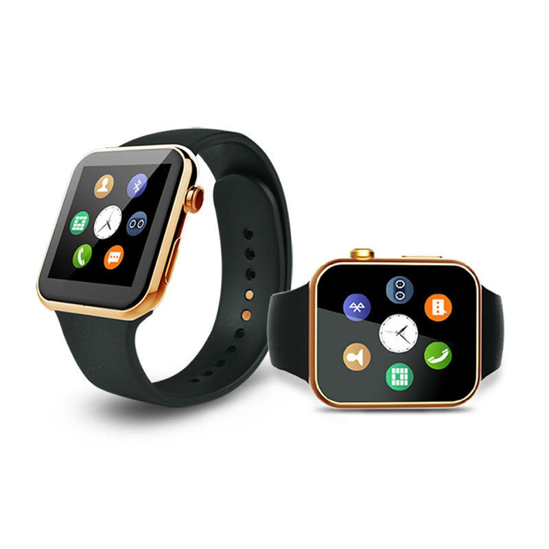 new smartwatch bluetooth smart a9 support apple