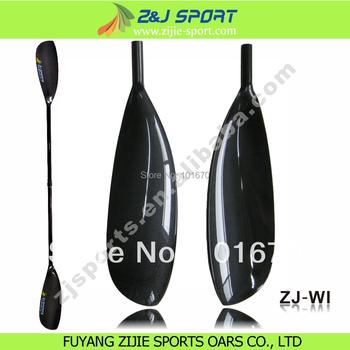Full Carbon Fiber Racing Kayak Paddle With Adjustable Oval Shaft
