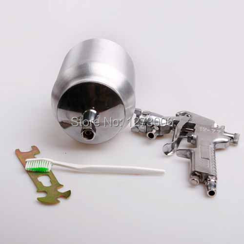 1.3 mm HVLP Magic Spray Gun Sprayer Air Brush Alloy Painting Spray Paint Tool Professional Free Shipping(China (Mainland))