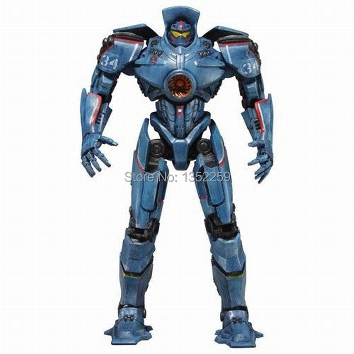 Pacific Rim USA Jaeger Gipsy Danger PVC action figure toys 20cm<br><br>Aliexpress