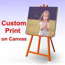 Custom Made Your Picture,Family or Baby Photo,Favorite Image Custom Print on Canvas Thermal imager Unique Gift For Children(China (Mainland))