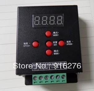T-500 Mini  Intelligent LED RGB Controller Point controll WS2811 WS2801 LPD6803 LPD1109 LPD1882 LPD1886 TM1803 TM1903 etc.<br><br>Aliexpress