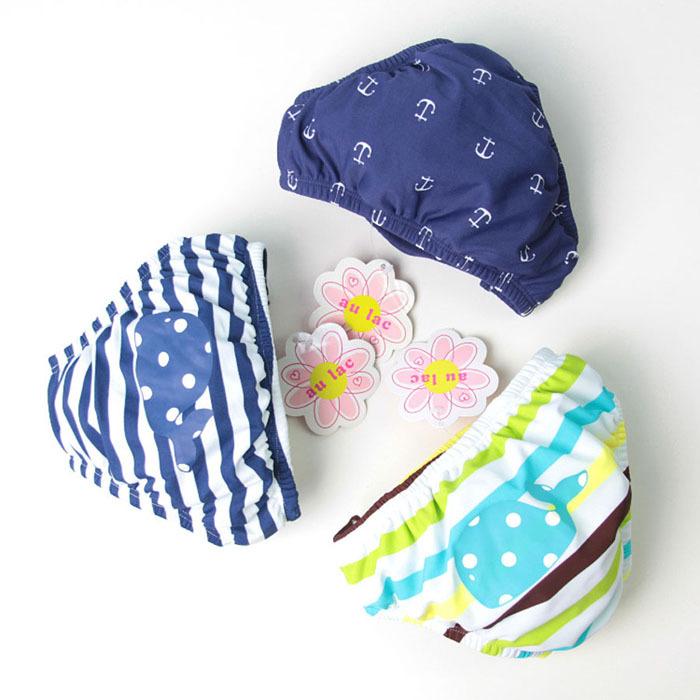 Baby Swim Diapers Love Swimming Swimwear Baby Boys for 12M-24Months(China (Mainland))