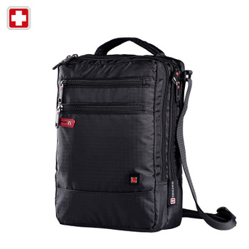 Swisswin man casual business small crossbody messenger bags oudoor travel shoulder bag swb027