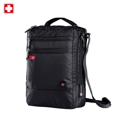 Swisswin man casual business small crossbody messenger bags oudoor travel shoulder bag swb027(China (Mainland))