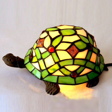 Popular Turtle Tiffany Lamp Buy Cheap Turtle Tiffany Lamp