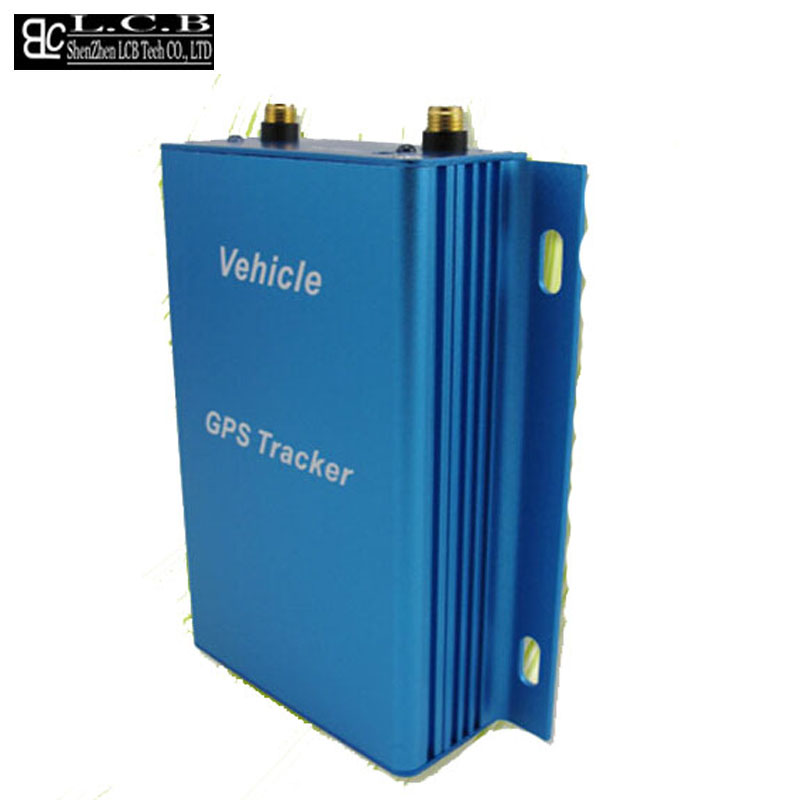 gps tracking system with fuel sensor Vehicle positioning tracker gprs car tracker system,AVL,gsm locator(China (Mainland))