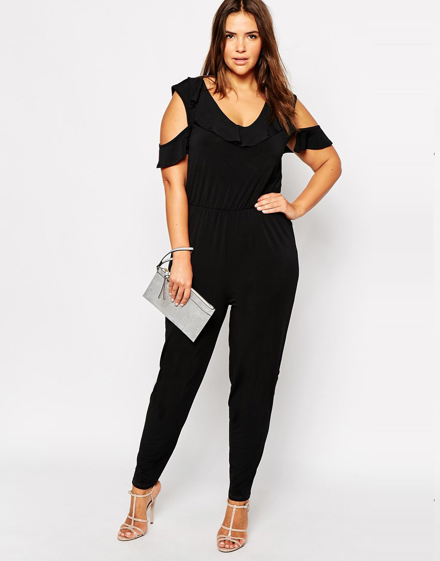 Shop Rainbow for plus size jumpsuits and rompers. Find the latest styles at prices that won't bust your budget. We offer free shipping on orders over $50 & free returns in store.
