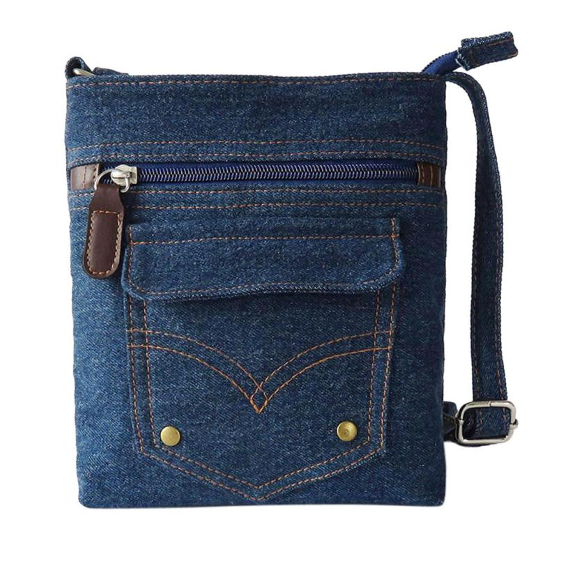 Excellent Quality Top Brand Handbag Womens 2016 Cheap Lady Denim Messenger Bag Shoulder Bags Tote Purse New Arrvials for Gift(China (Mainland))