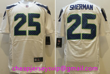 Wholesale 2016 Seattle Seahawks Russell Wilson Doug Baldwin Tyler Lockett Richard Sherman Thomas Rawls For Men, Stitched Logo(China (Mainland))