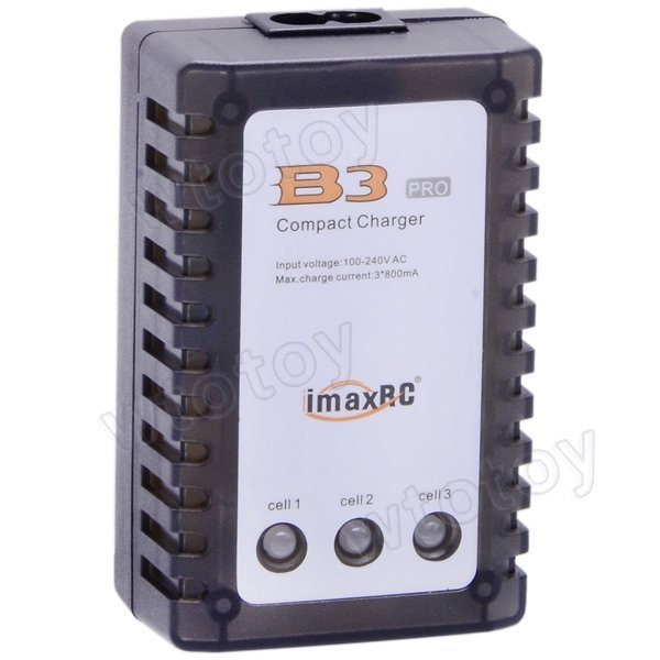 RC Parts IMAXB3 IMAX B3 Pro LiPo 2s 3S Battery Balancer Charger 11.1V 7.4V for Helicopter