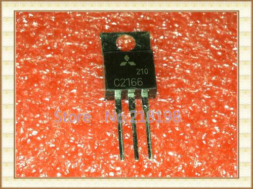 {Free Shipping} 12PSC . 2SC2166 RF Power Transistor 12.5 Watts BY NPN EPITAXIAL PLANAR TYPE RF POWER TRANSISTOR(China (Mainland))