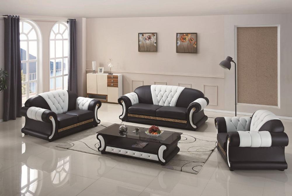 Germany Design Home Furniture Modern Design Leather Sofa(China (Mainland))