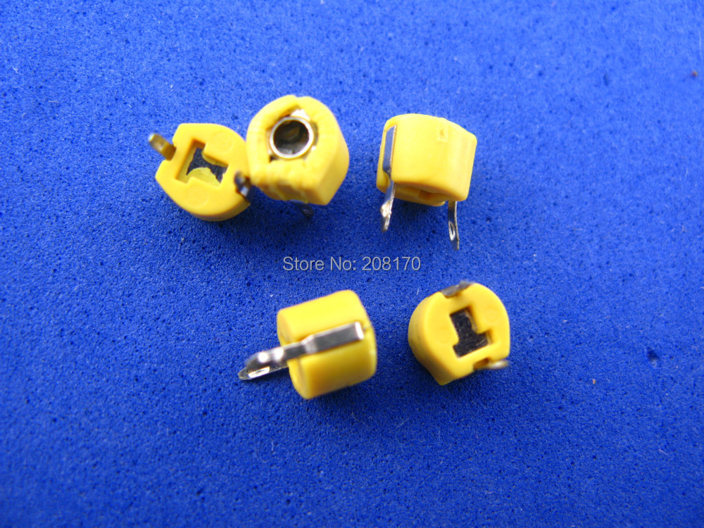 Trimmer Capacitor 6 40 Pf 28 Images 6mm Trimmer