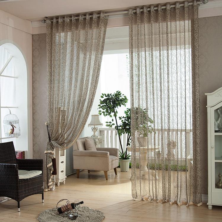 Luxe gordijnen voor woonkamer for - Gordijnen voor moderne woonkamer ...