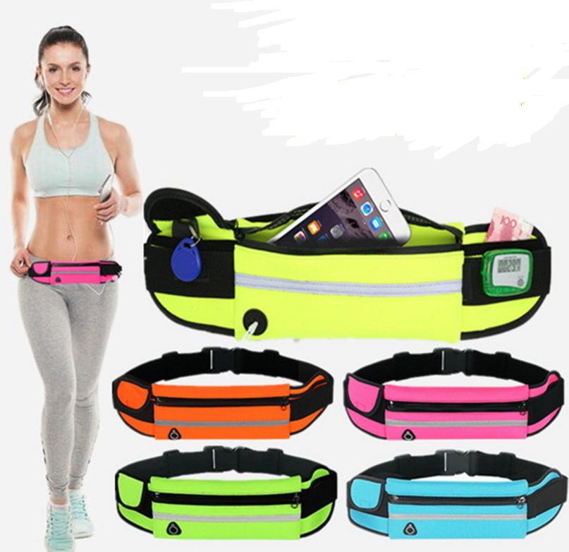 For Huawei P9 Lite P8/Moto G4 G3 G2/Meizu Running Sports Case Bag Waist Wrist Band Mobile Phone Cover Belt Pouch Workout Fitness(China (Mainland))
