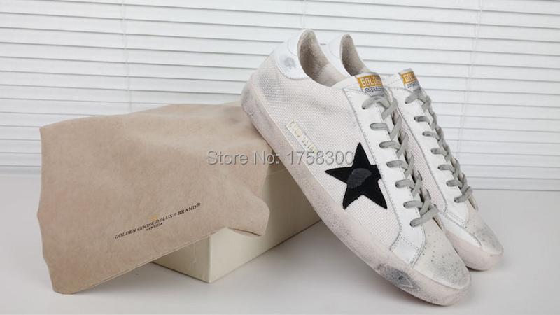 Golden goose shoes women's fashion do the old sneakers men retro white casual shoes GGDB EU 35-46