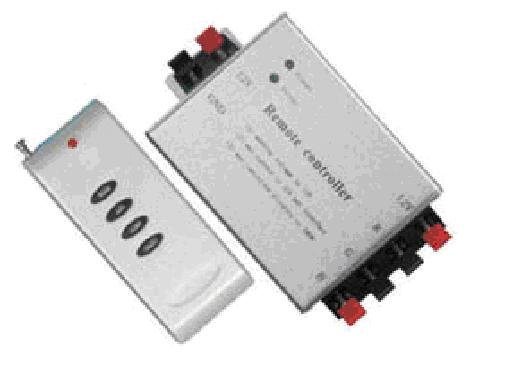 RF LED RGB Controller, DC12V input; P/N:PHRFZK02(China (Mainland))