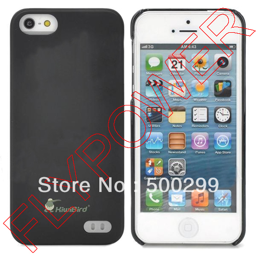 For iPhone 5 5s 5c ISO7.0 Dual SIM Card Adapter with Black Protective Case by free shipping in bulk packing; 5pcs/lot