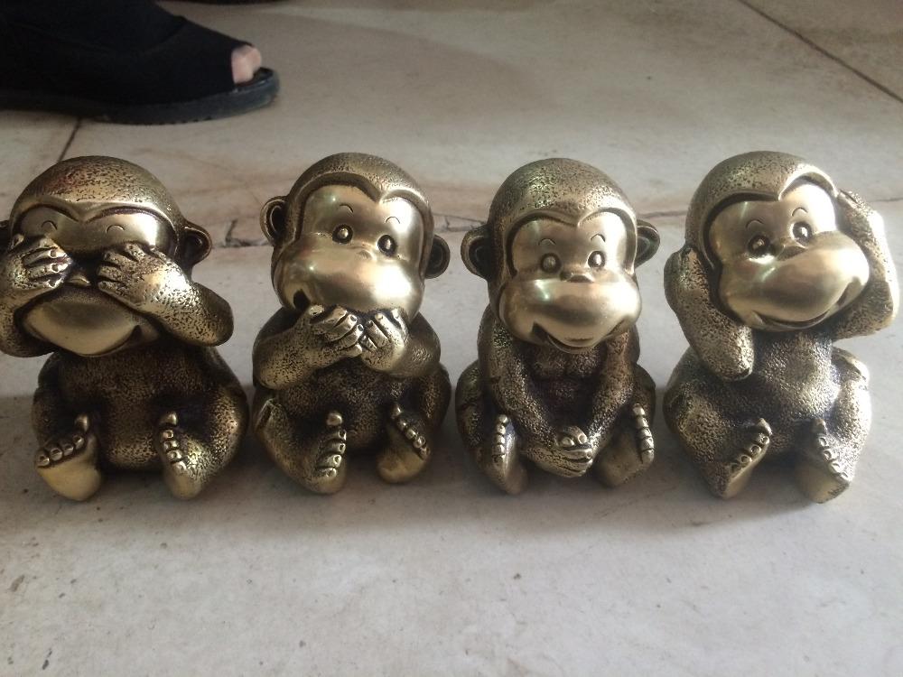 Online kopen wholesale messing aap uit china messing aap groothandel - Decoratie kantoor ...