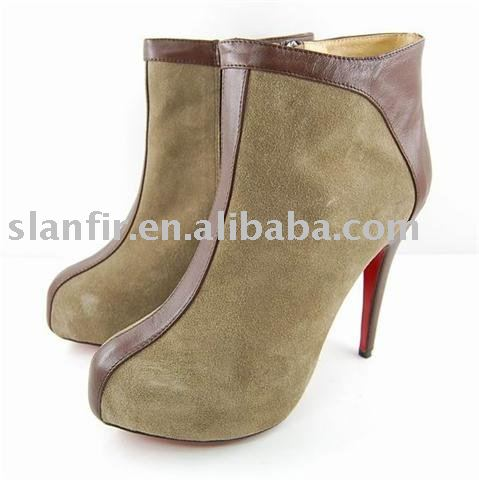 brand name shoes high heel boots ankle boots in