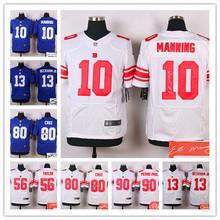 Signature ! New York Giants 10 Eli Manning 13 Odell Beckham Jr 56 taylor 80 Victor Cruz 90 Jason Pierre-Paul,camouflage(China (Mainland))
