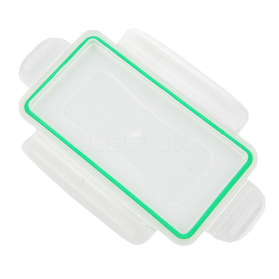 image for 2016 New 1pcs 18650 Transparent Clear Battery Case Holder Storage Wate