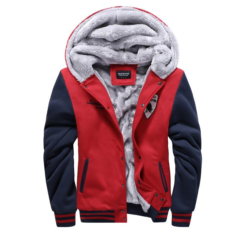 2015 Hot Sale Fleece Hoodies Sweatshirt Male Tracksuits Winter Men's Sportswear Casual Sports Suit Sweatshirts Plus Zize M-5XL