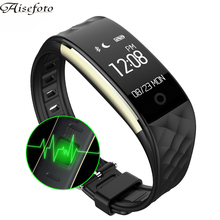 Buy New Bluetooth Smart Band Wristband Heart Rate Monitor IP67 Waterproof Smartband Bracelet Android IOS Phone pk fitbits for $35.88 in AliExpress store