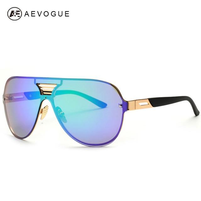 Aevogue людей летний стиль солнцезащитные очки марка старинные Gafas óculos Masculino gafas-де-сол UV400 AE0270