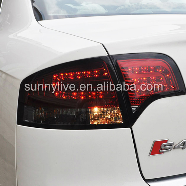 for audi a4 b7 led tail light rear lamp 2005 2008 year. Black Bedroom Furniture Sets. Home Design Ideas