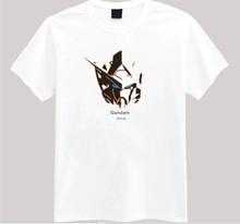 So Cool !!~ Gundam game cotton o-neck casual t-shirts shirt sleeve for men T-shirt for gameplayer man woman t-shirt