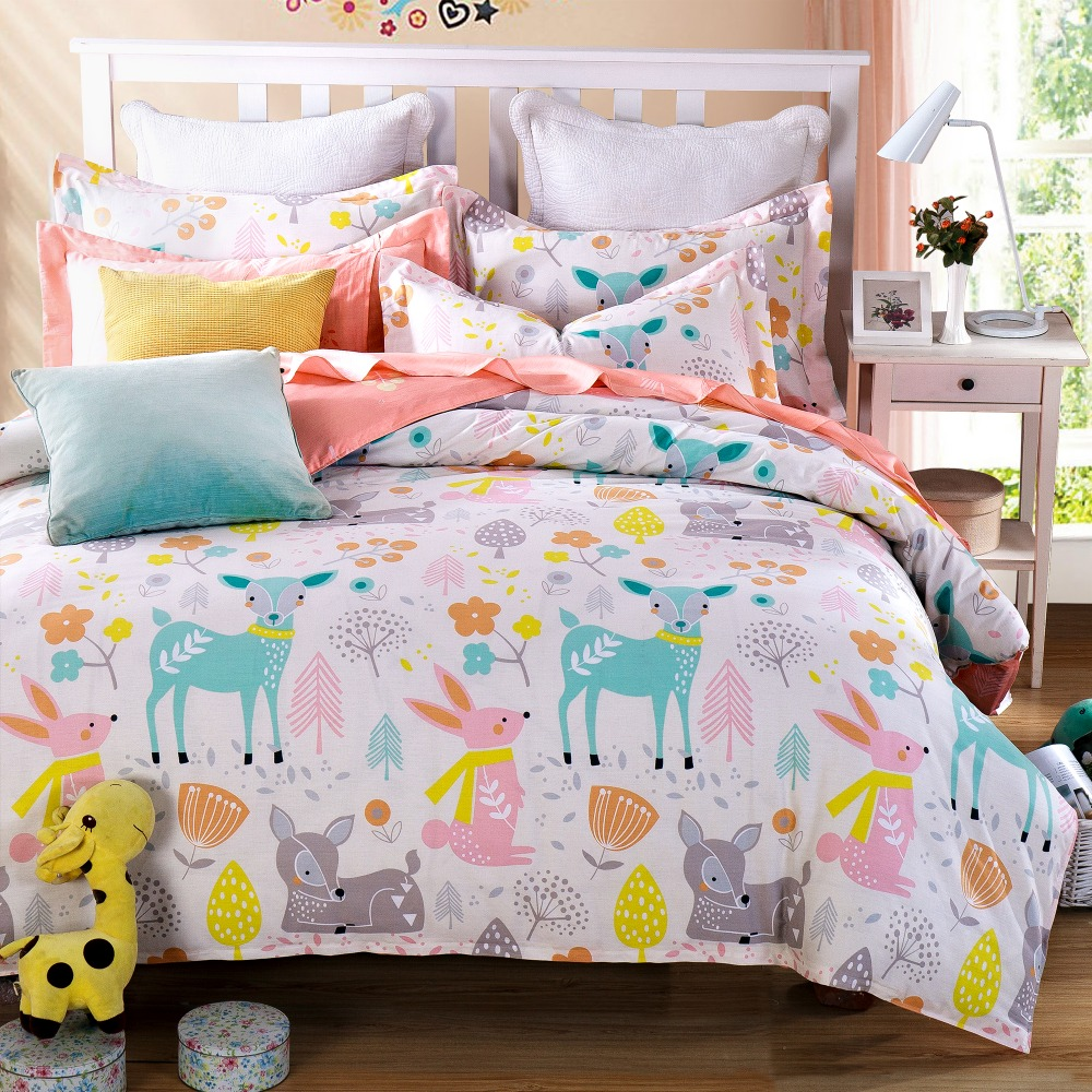 Baby Pink Bedding For Double Bed