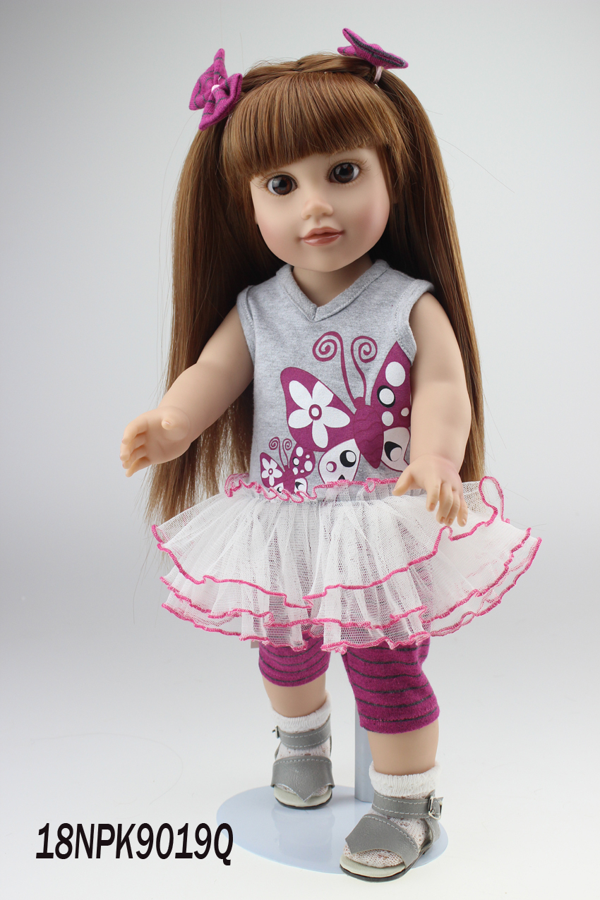 Фотография Pre-order 2015NEW wholesale Americcn girl doll Dollie&me Journey girl my generation doll, chilren toys and gifts