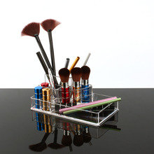 1Pcs Clear Makeup Jewellery Organizer Display Cosmetic Storage Case Drawers Holder